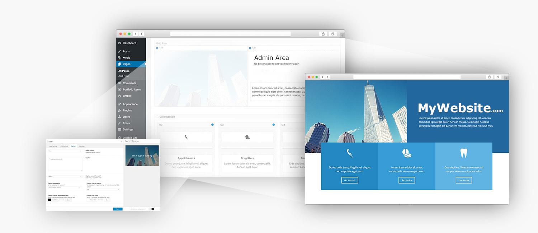 Buy E-commerce website design development packages