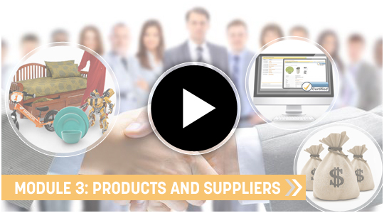 Products and suppliers Ecommerce shopping cart solutions