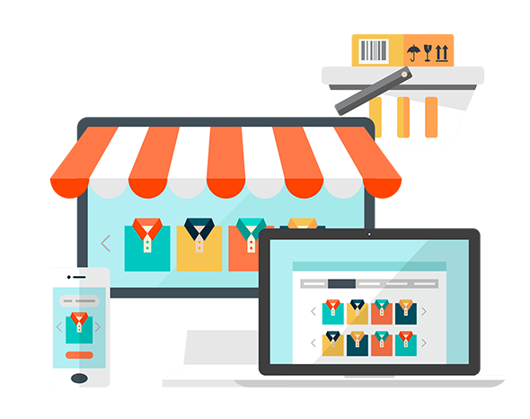 Step by step e-commerce video training course